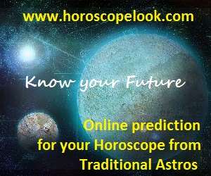 Horoscope birth chart reading